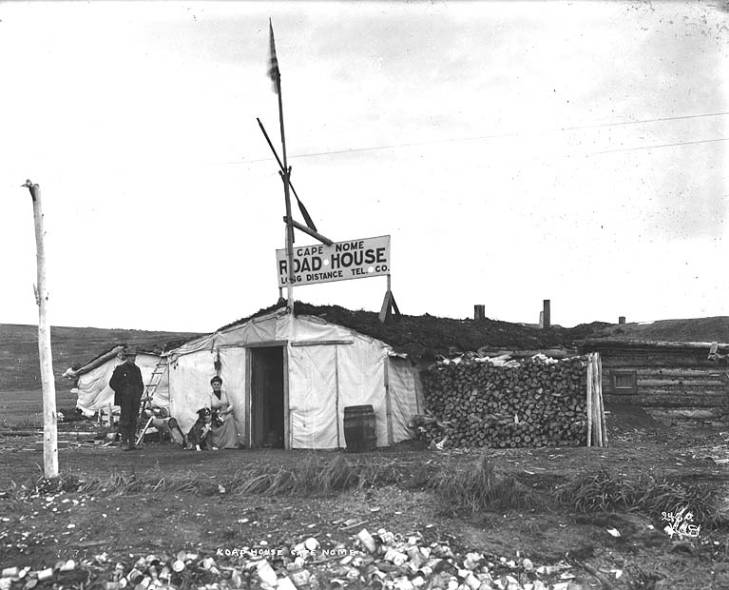 Roadhouse, Cape Nome, Alaska, ca. 1901..jpg