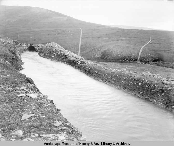 Seward Ditch at Hobson Creek, N[ome], A[laska]..jpg