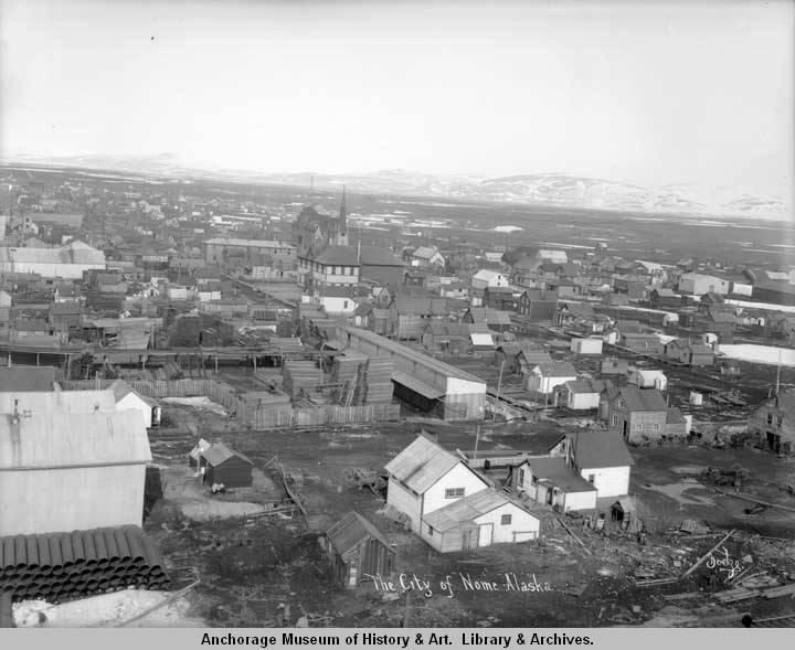 The city of Nome, Alaska..jpg