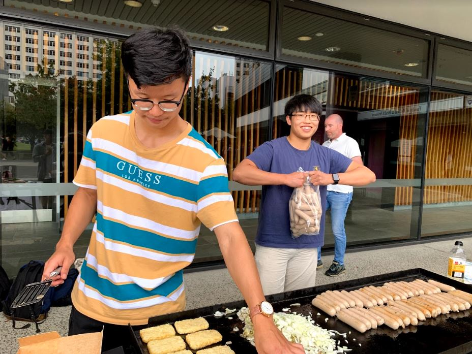 YACMA Annual BBQ - Thu 07 March 2019University of Auckland - Grafton Campus