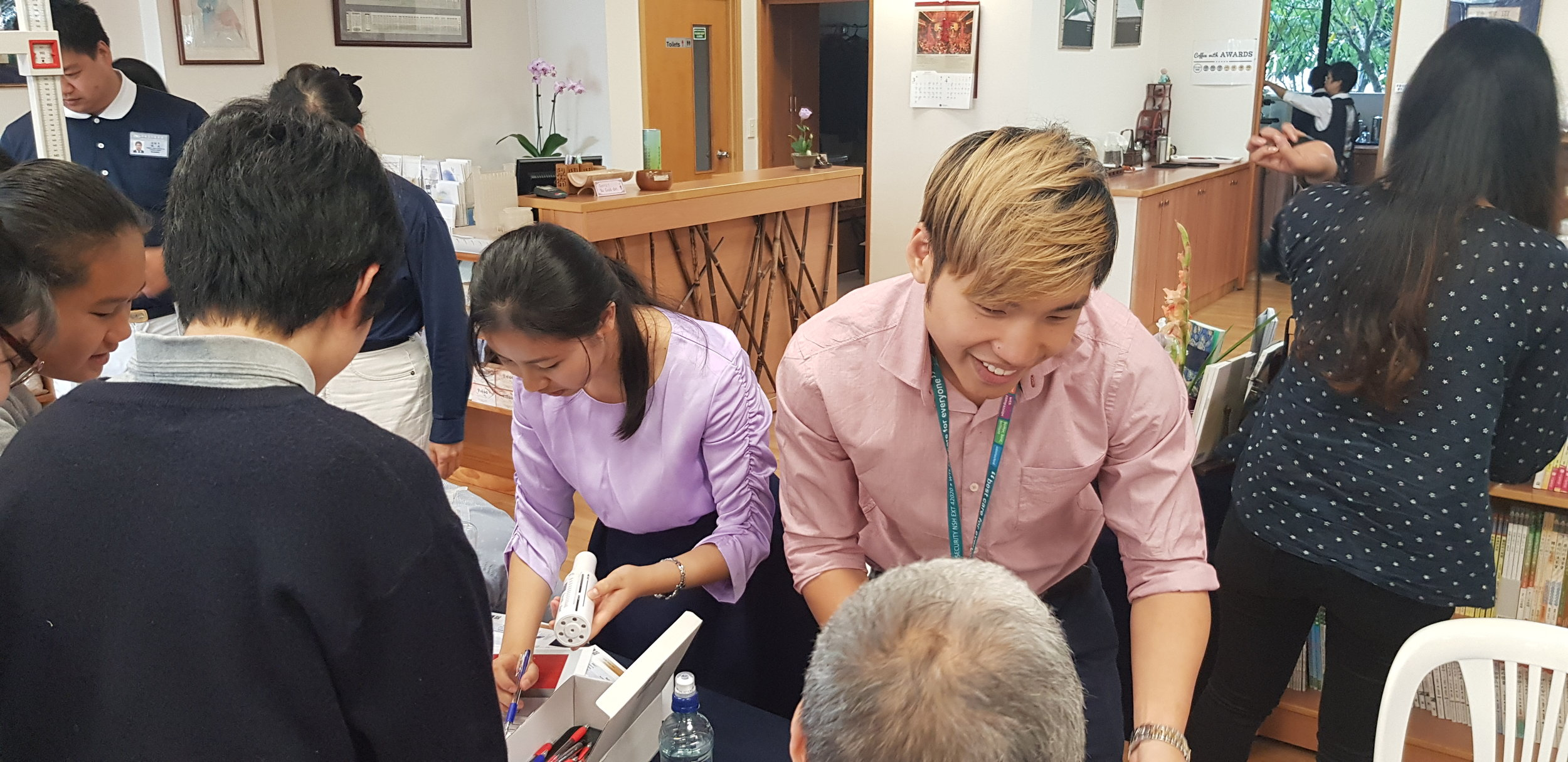 April Community Event - Tzu Chi Foundation - Sat 27 April 2019Buddhist Compassion Relief Tzu Chi Foundation, 9 Springs Road, East Tamaki