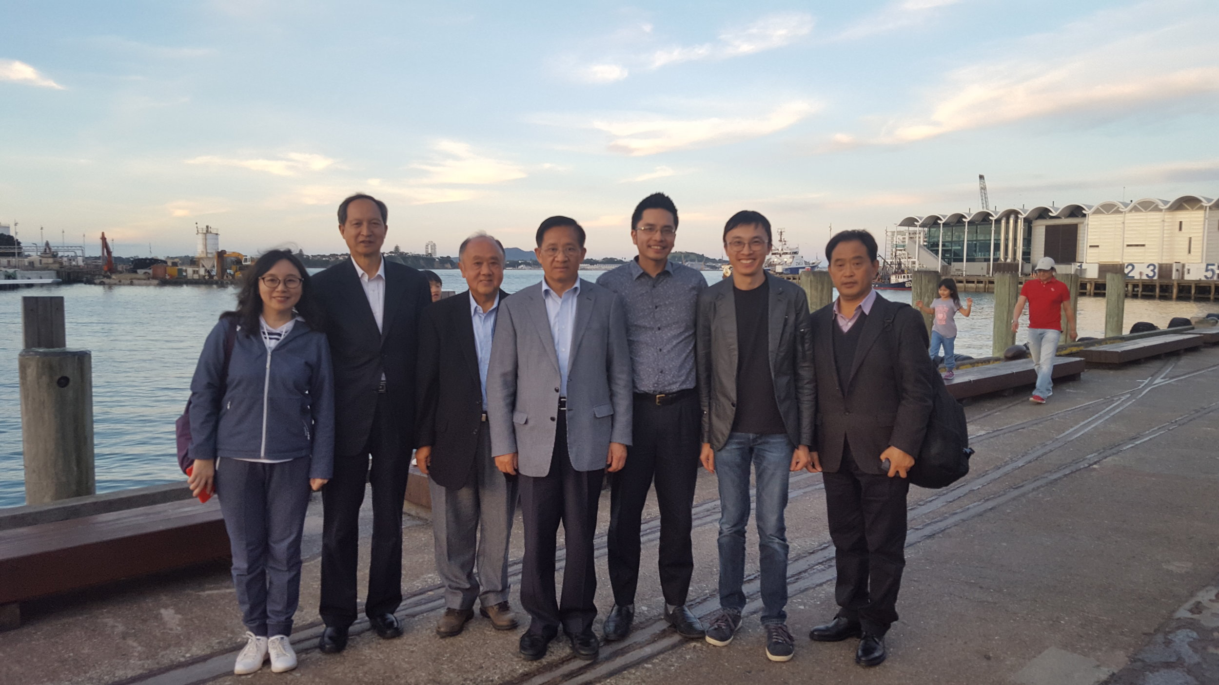 Meeting with World Association of Chinese Doctors - Sun 05 May 2019Lantern Sea, Wynyard Quarter