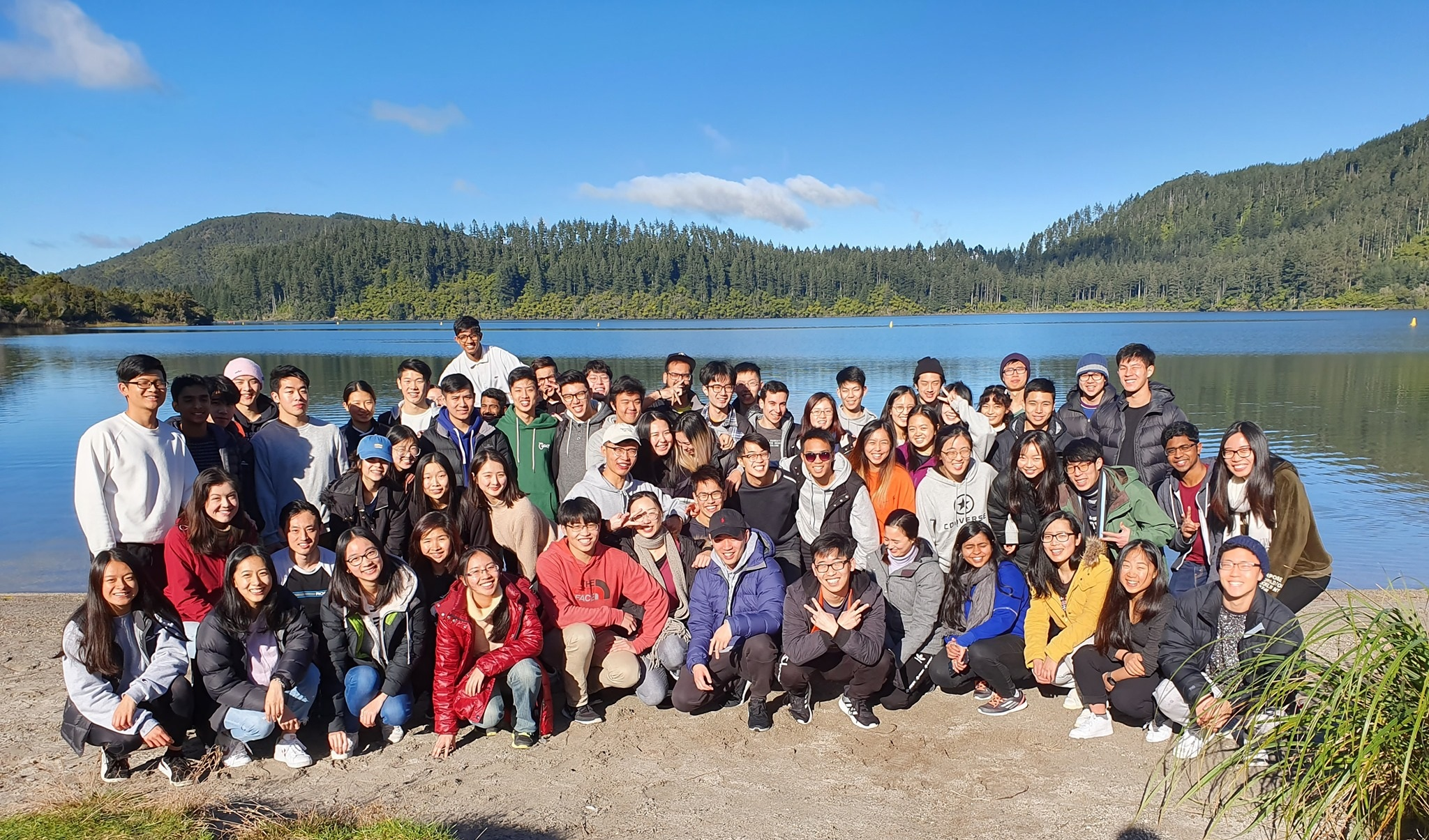 YACMA Retreat - Fri 05 July 2019 - Sun 07 July 2019Blue Lake Holiday Park, Rotorua