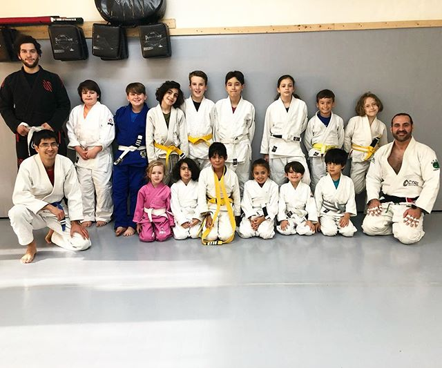 Growing the next generation of tough, empowered young people! #bjj #jiujitsu #gainesville #youthbjj #bjjkids