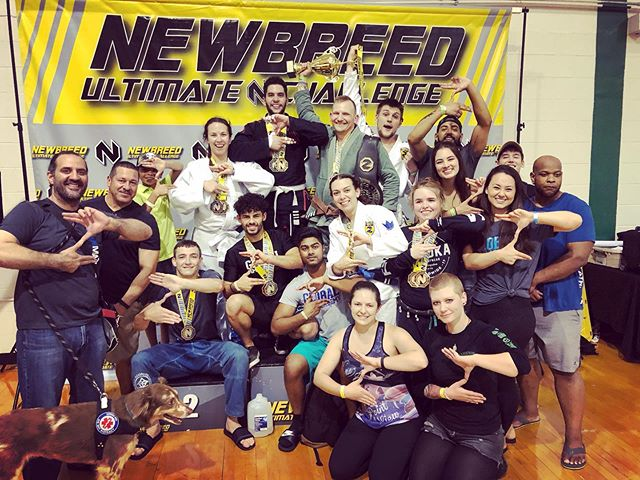 Fantastic job today by the #GlobalMMA #BJJ team at the Tampa @newbreedbjj tournament! - #bjj #jiujitsu #gold #trophy #champion #zenithbjj #oss cc: @robertdrysdalejj