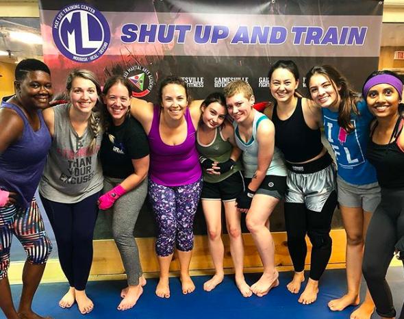 womens-kickboxing-gainesville