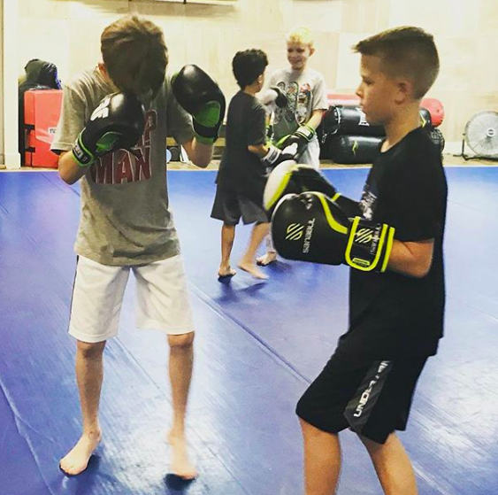 GAINESVILLE-YOUTH-KICKBOXING