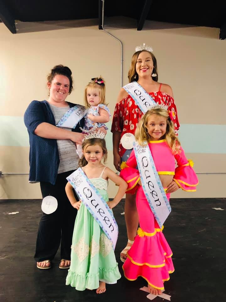 Astrid Rose Under the Sea Pageant June 30, 2019
