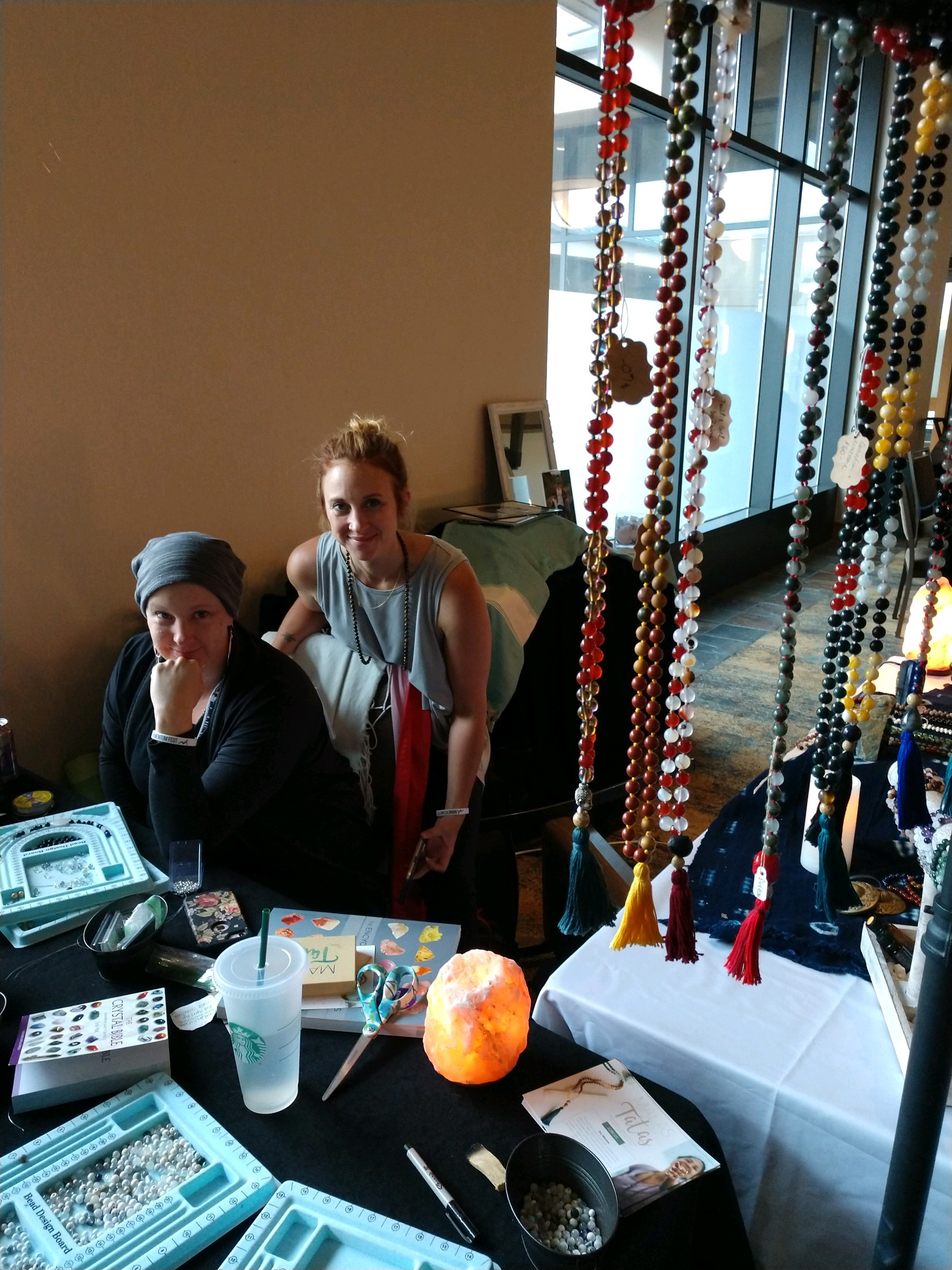 Malas for Tatas_Erin and Shannon