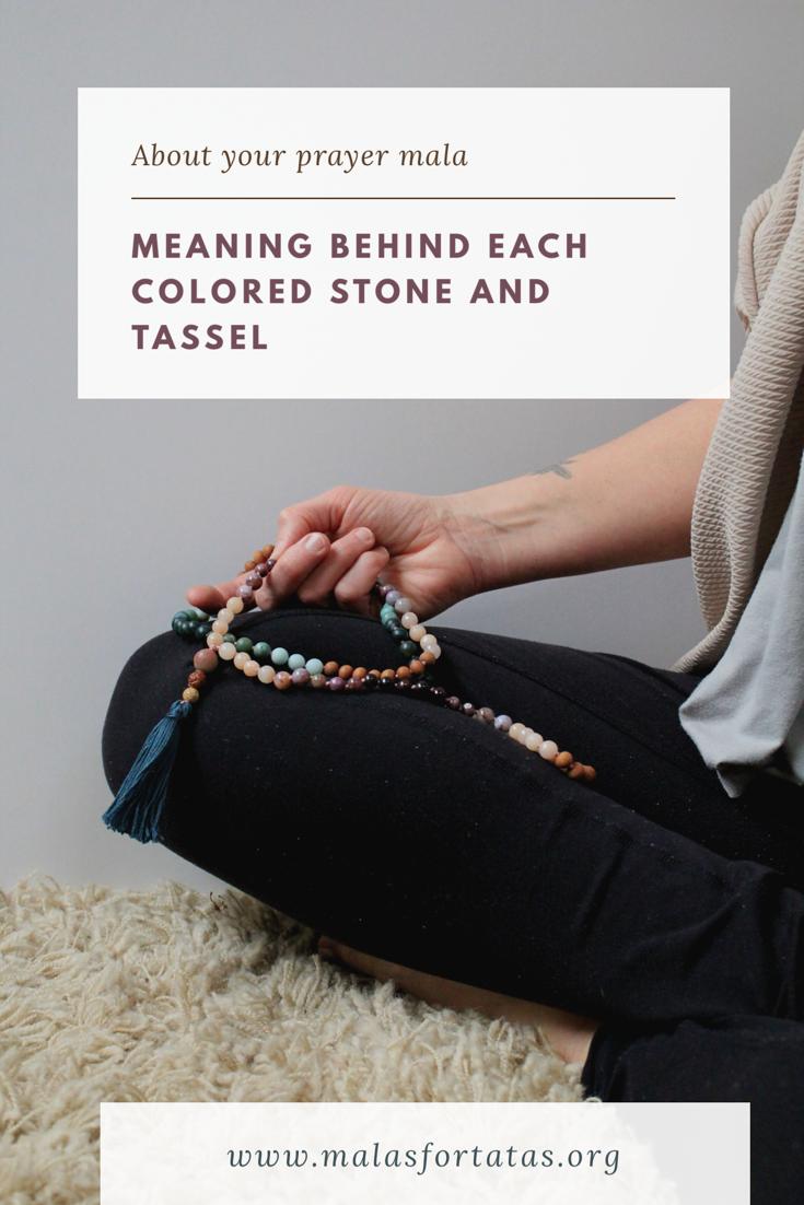 How to use your Malas for Tatas prayer Mala
