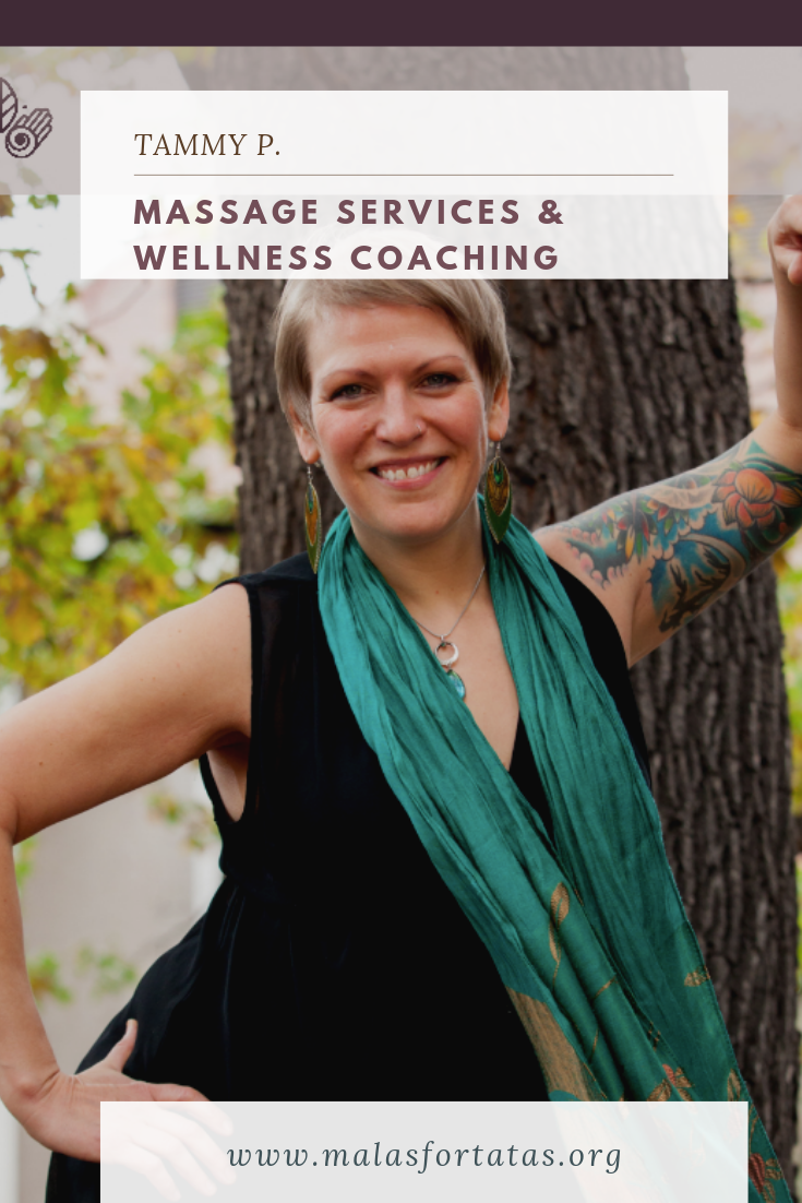 Tammy P, Wellness Coaching, Malas for Tatas