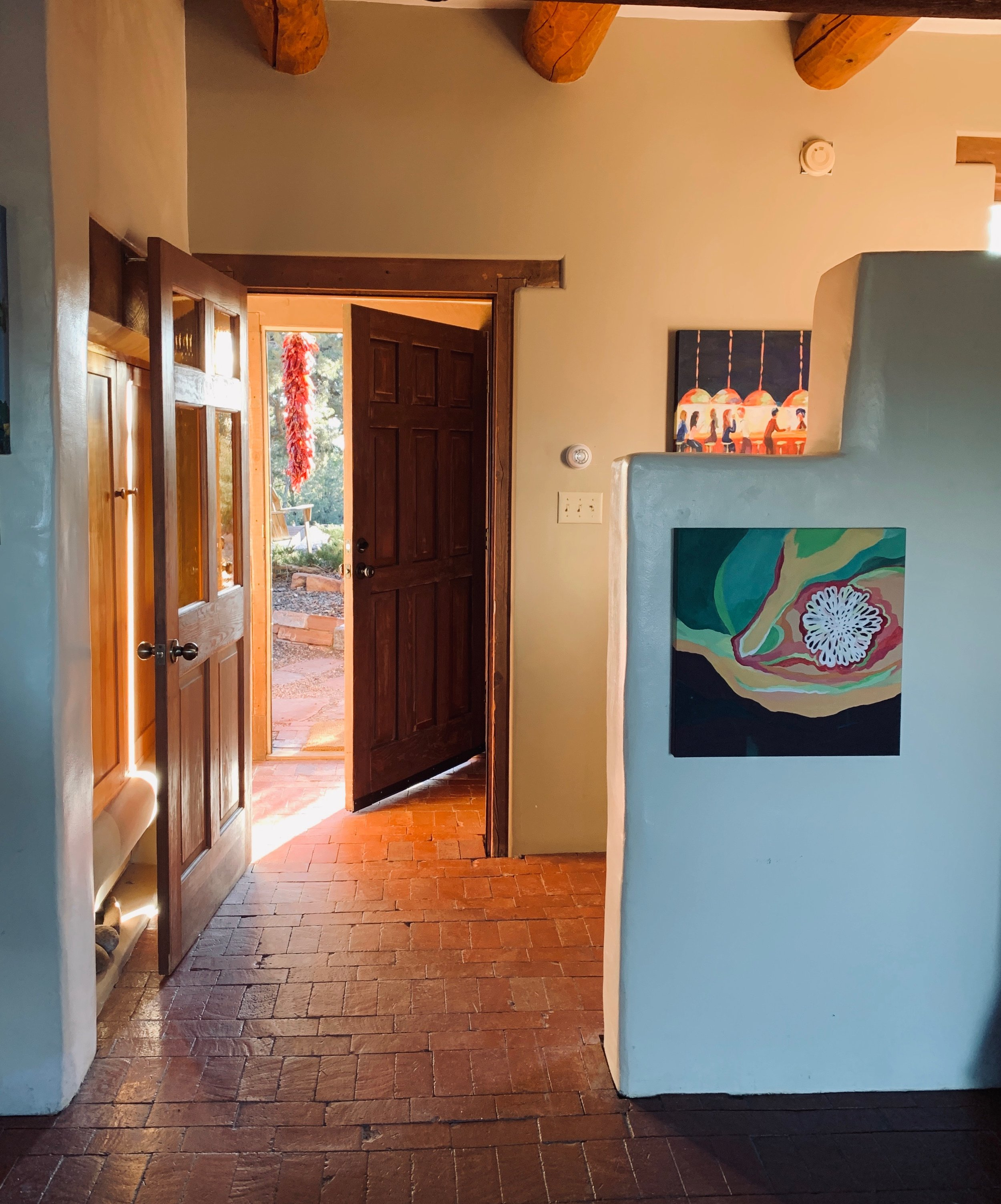 The Guest House - A Private Adobe Home Available for