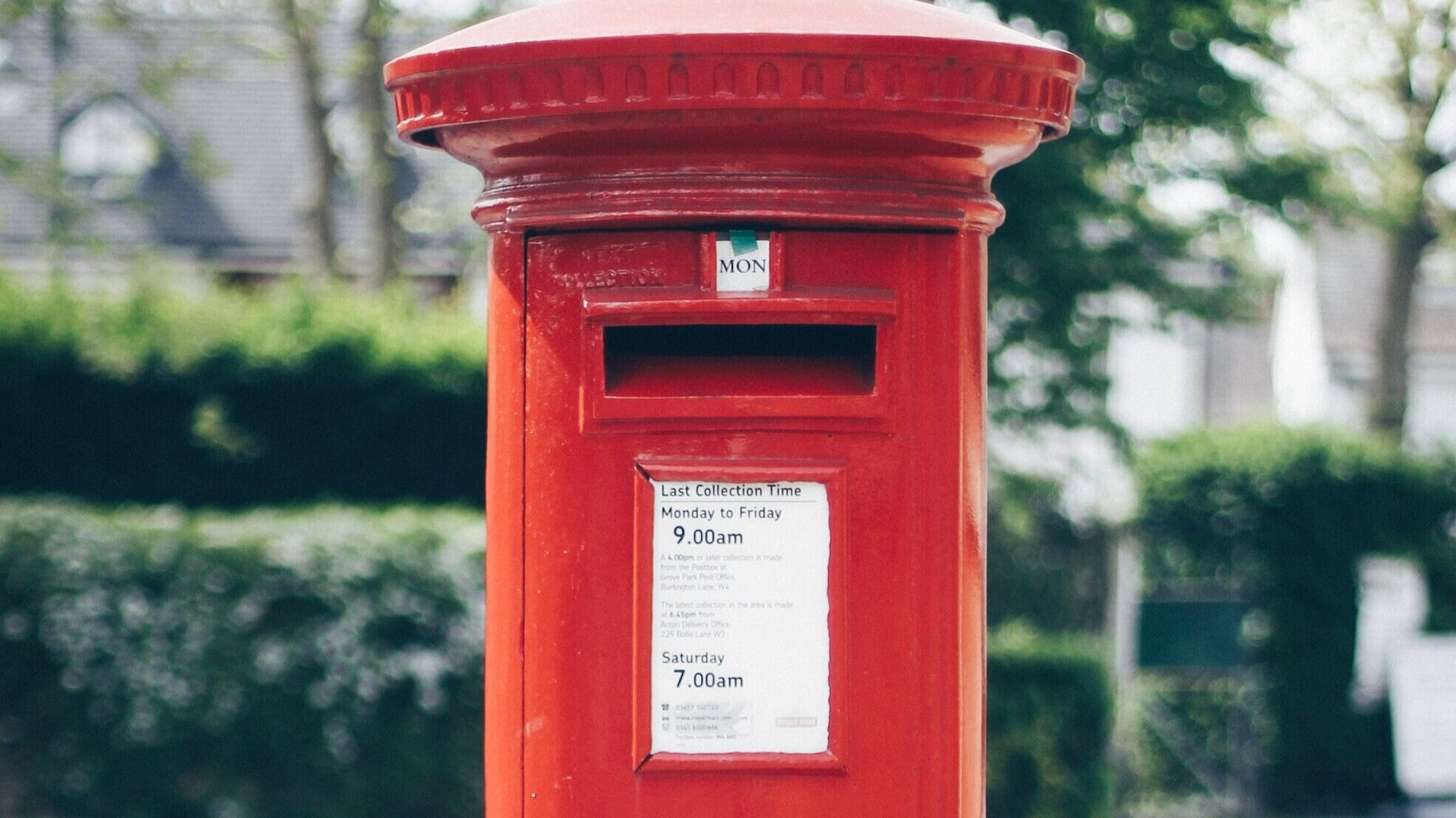 MAIL FORWARDING - FROM ONLY £10 PER MONTH + DEPOSITRegent Street or Maddox Street AddressCompany Name x 1   Individual Names x 3   Unlimited Receipt of Mail   No Handling Charges   Packages Accepted