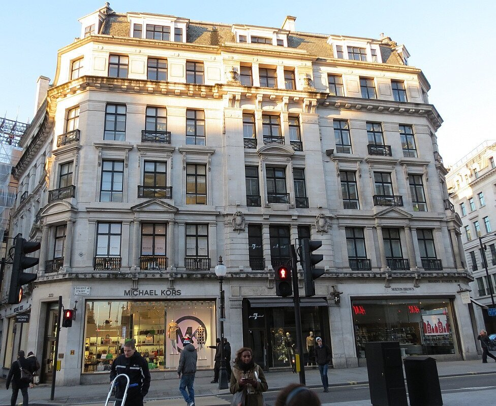 Prestigious Mayfair Addresses - Regent Street W1 or Maddox Street W1