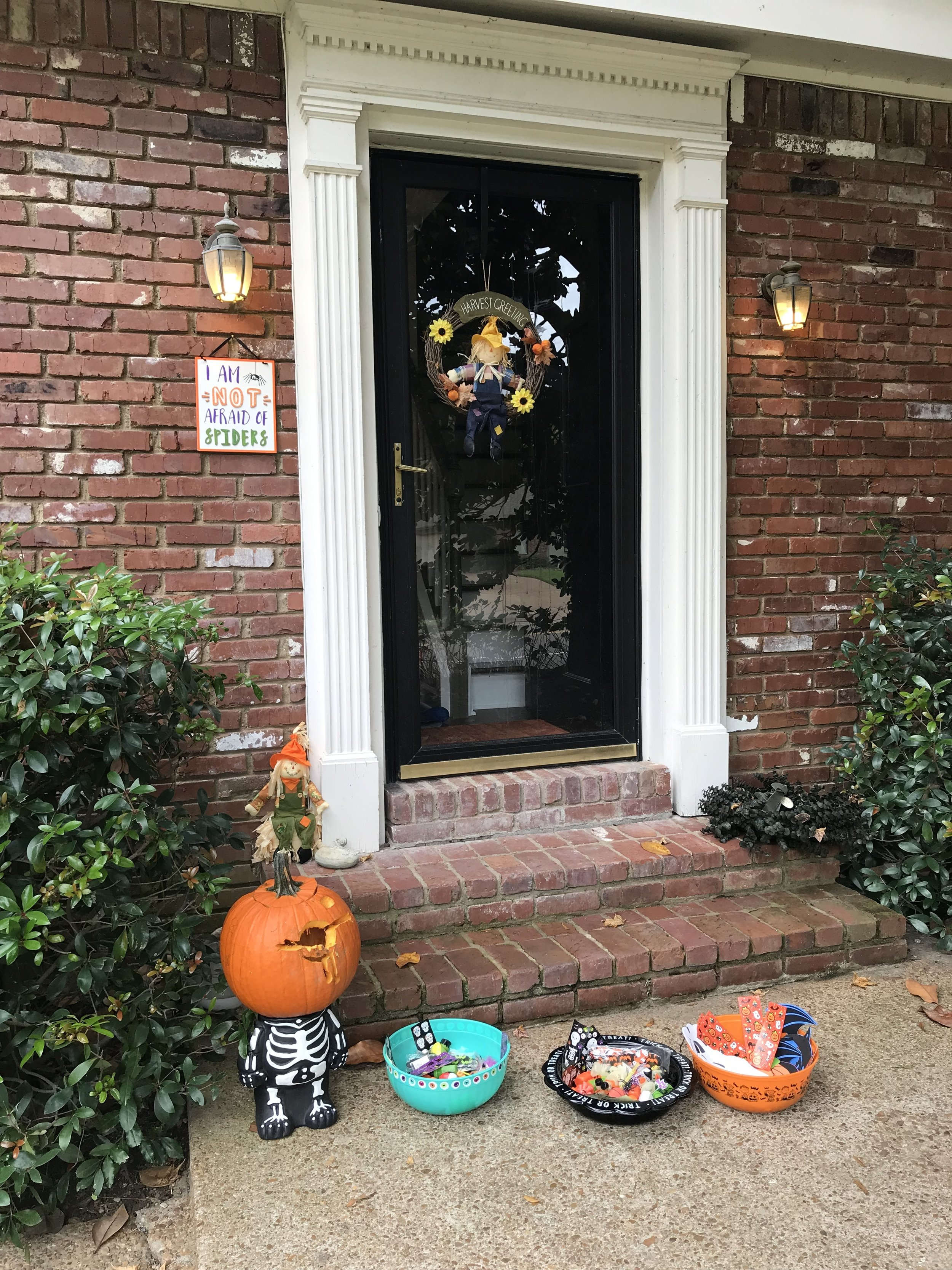 Halloween safe for food allergies - no sugar here! Bubbles, tattoos, trinkets & tricks