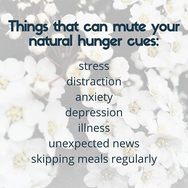 The past few days have been stressful, and there's been some anxiety. When this happens for me, i sometimes get distracted, and i don't naturally feel as hungry as i otherwise would. But that doesn't mean skipping meals is okay, or that it will make stress more manageable.  Giving your body the nutrition that it needs through eating regularly is part of our self care. When stressful times come, or when things get busy (as they always will), self care and regular nourishment need to be priority.  If this feels hard to navigate, that's okay. Learning to care for your body takes time, intention, grace, and self compassion. ✊🏼💜