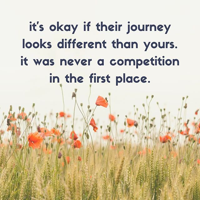 comparison can trap us. it can make someone's else journey in life, in eating disorder recovery, in career transition, marriage, self-care, and health look so easy, especially when ours feels so hard.  this is a gentle reminder to release yourself from the grip of comparison. to recognize that comparison can make us forget all the things we've accomplished. that it puts us in competition with our fellow humans, who are struggling right along with us. just because the struggle isn't visible to us, doesn't mean it doesn't exist.  your journey is important. your recovery, your contribution, your voice and your place in the world is important. and so is theirs. #roomatthetable