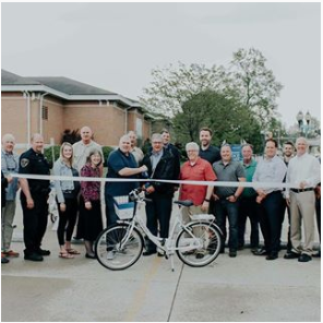 PARTICIPATE IN COMMUNITY BIKE SHARE EVENTS - Enhance relationships with city decision-makers and other sponsors.