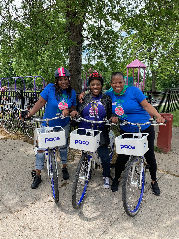 Women's Bike Festival, Rochester, NY