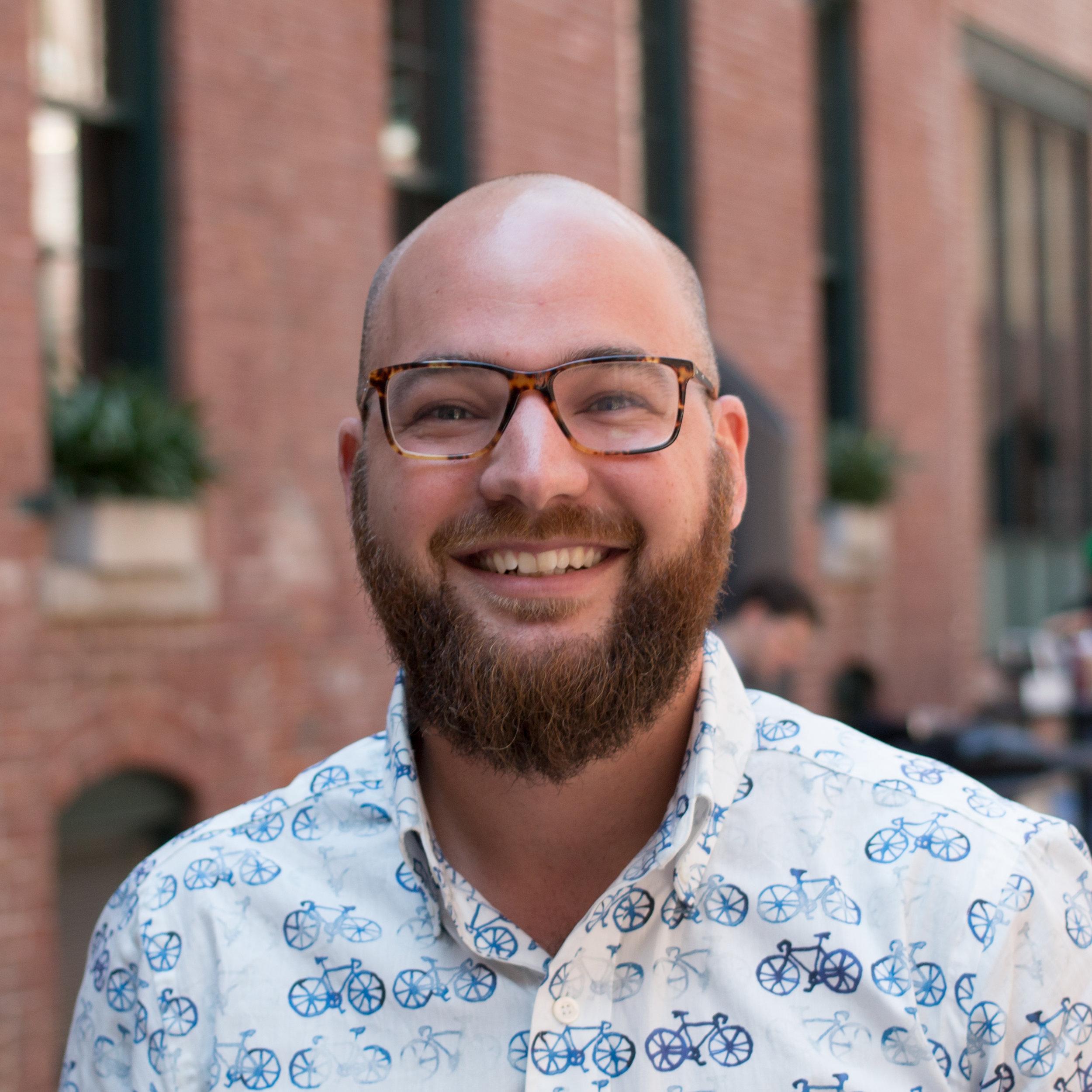 Bradley Ericson - Sales Director