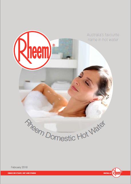 Rheem Domestic HWS
