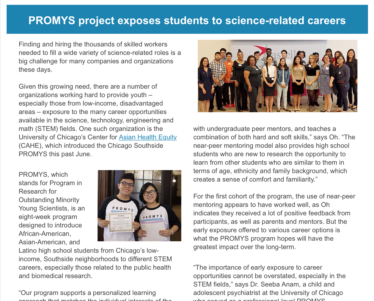 PROMYS project exposes students to science-related careers.png
