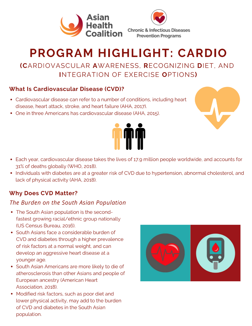 Please click on image to access complete program infographic.