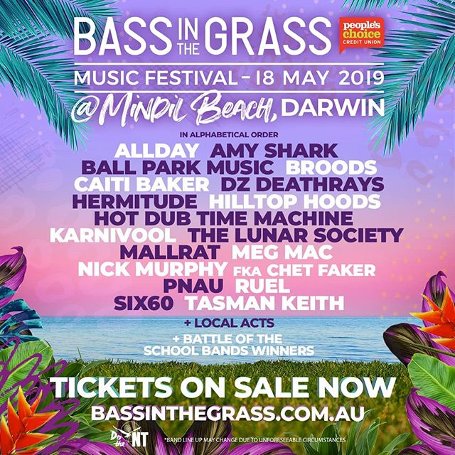 Darwin! We'll be unleashing a shit ton of newys for this party lezzgeddit 💯