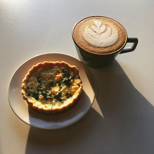 Latte + Quiche. Enjoy the Craft. @392Caffe + @SmallTownPastry  @392QC inside @SmallTownPastry  4572 Wyndham Drive | Bettendorf, IA