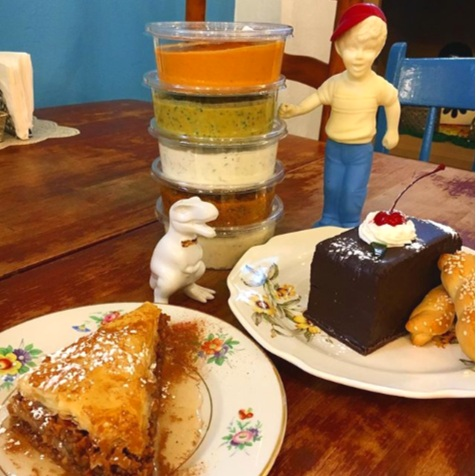 Voula's Greek Sweets, Rochester, NY, voula's greek sweets brunch