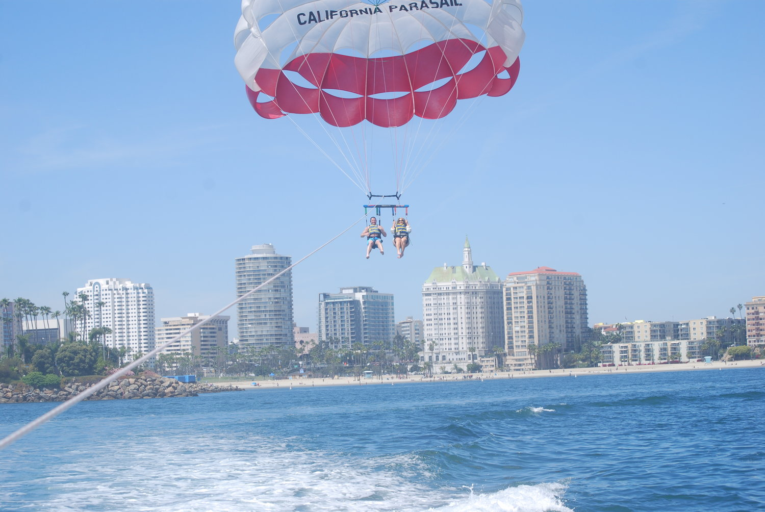 Long Beach Parasail Jet Ski Als