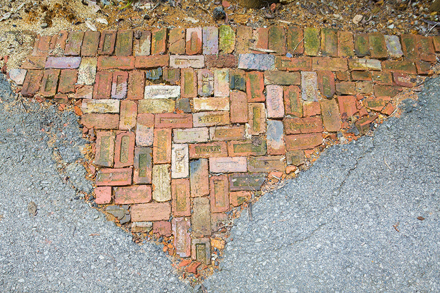 tiles still being preserved