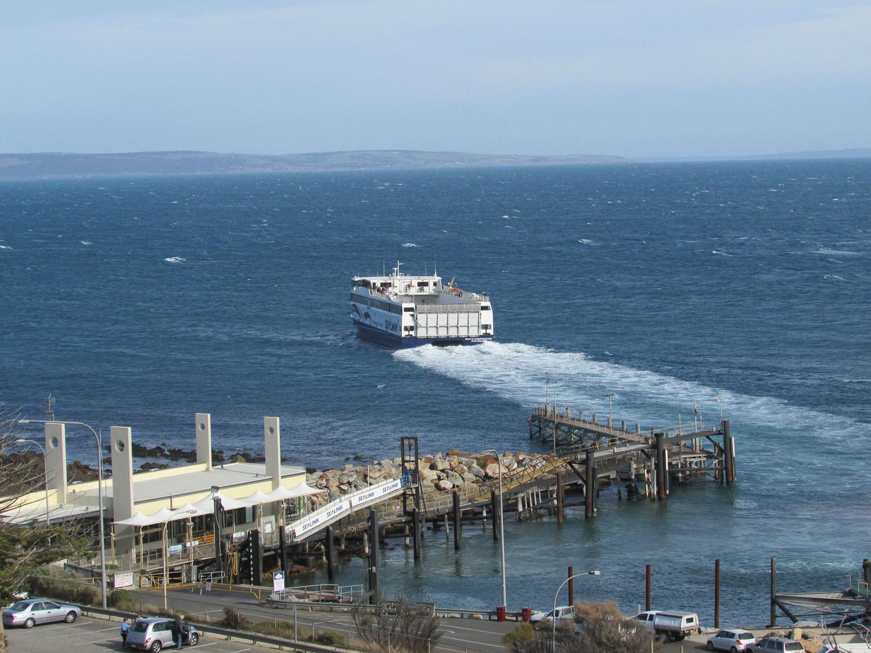 Kangaroo Island Ferry Cape Jervis