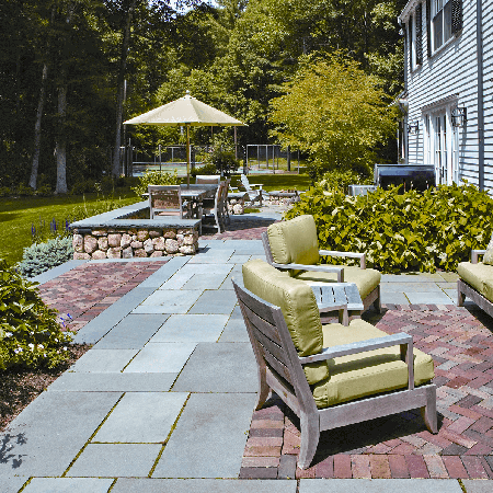 OutdoorLiving Areas -