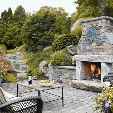 OutdoorFire Features -