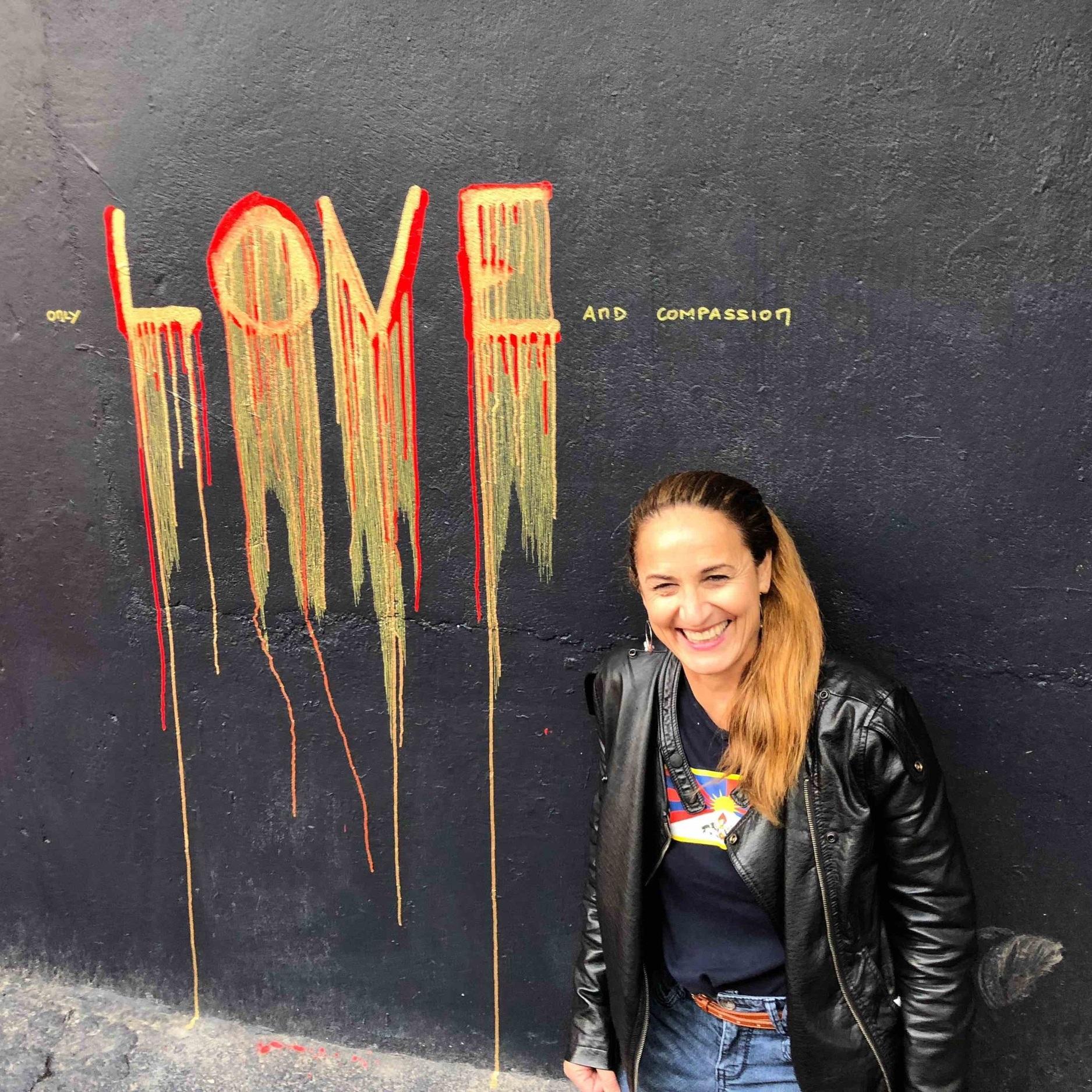 Lori Markowitz  | Founder, Youth Ambassador Program   Workshop:  Civics with Heart