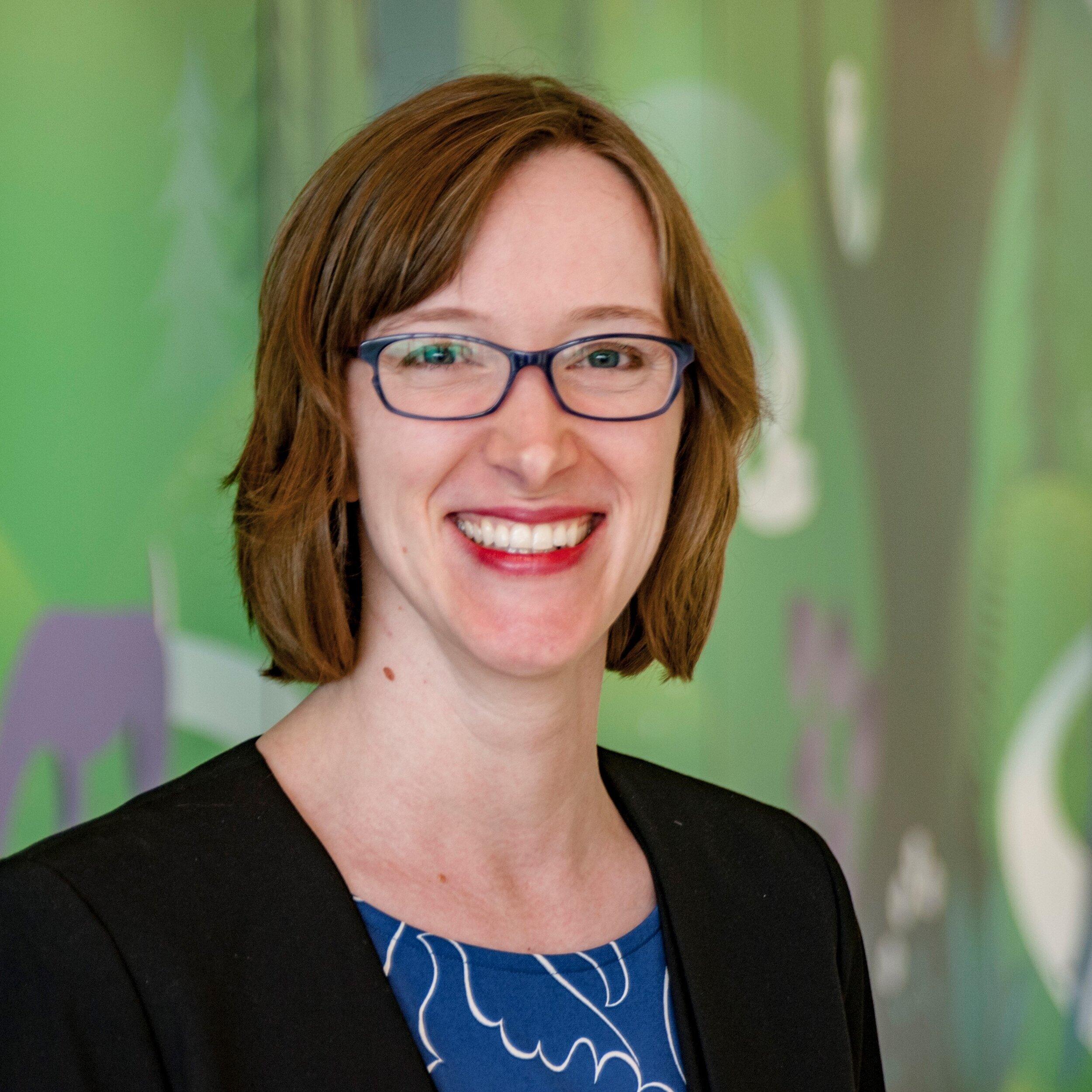 Kimberly Arthur  | Mindfulness at Seattle Children's