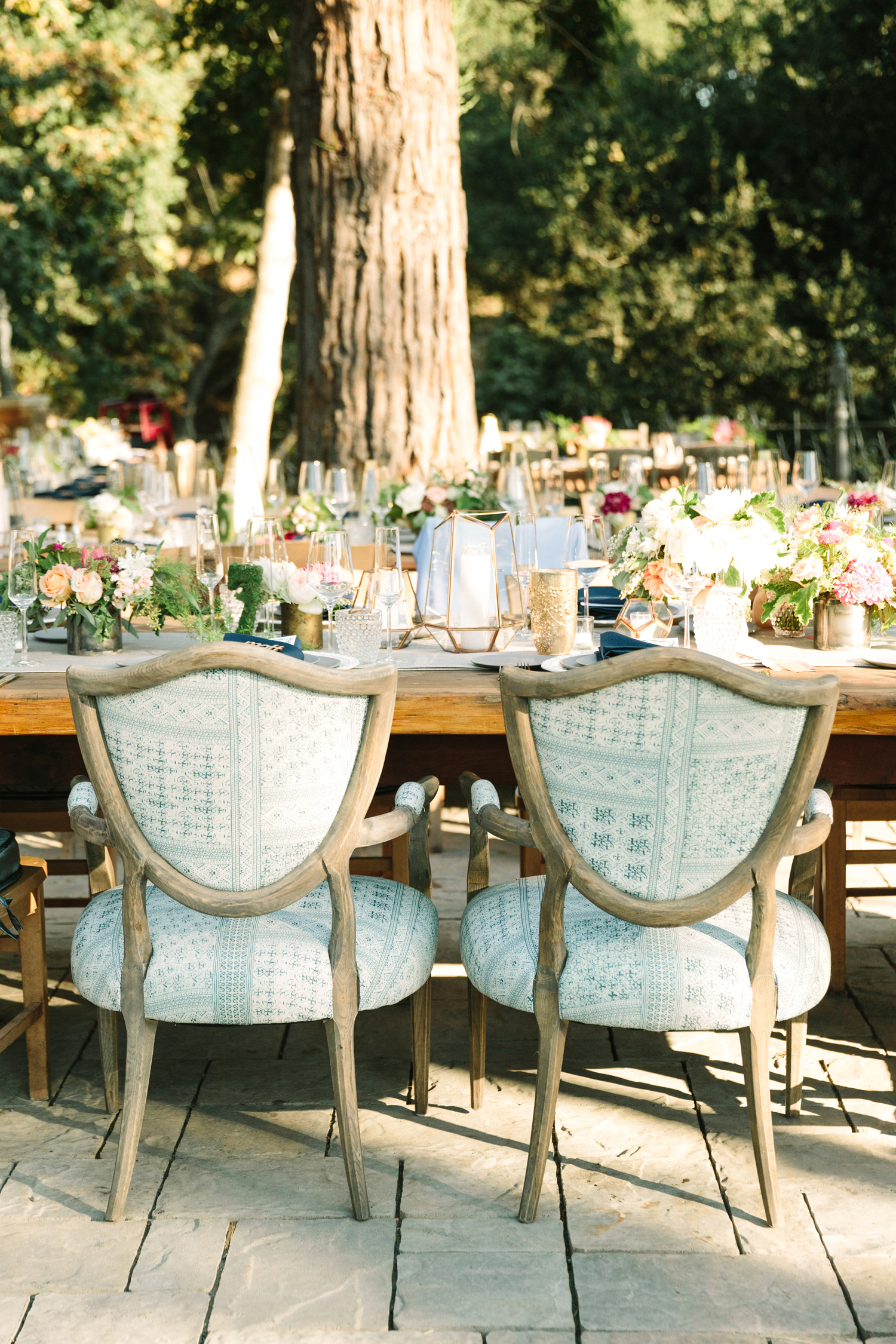Al Fresco Wedding in Calistoga