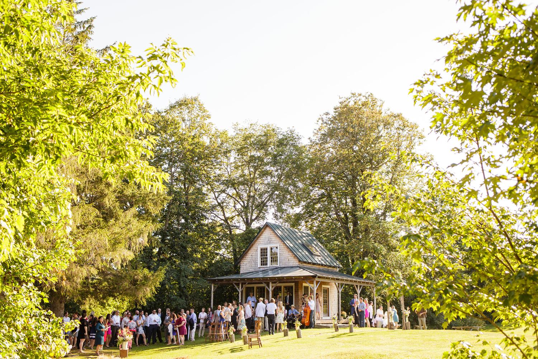Charming Vermont Wedding
