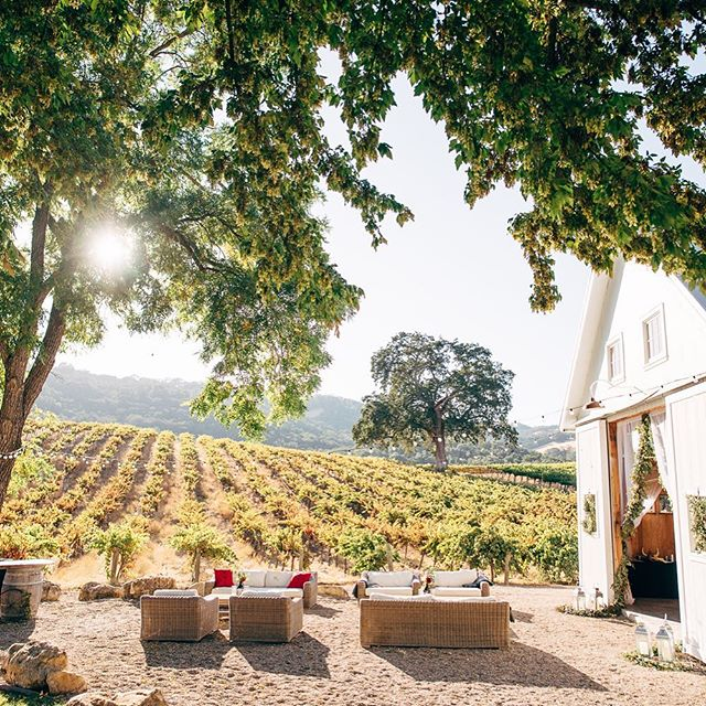 We are gearing up for a busy wedding season over here at Adelphi Events — and ready for all those warm summer weddings in the vineyards! This is from one of our favorite destination weddings at the beautiful @hammersky_vineyards in #PasoRobles.  Photo by: @ken_kienow