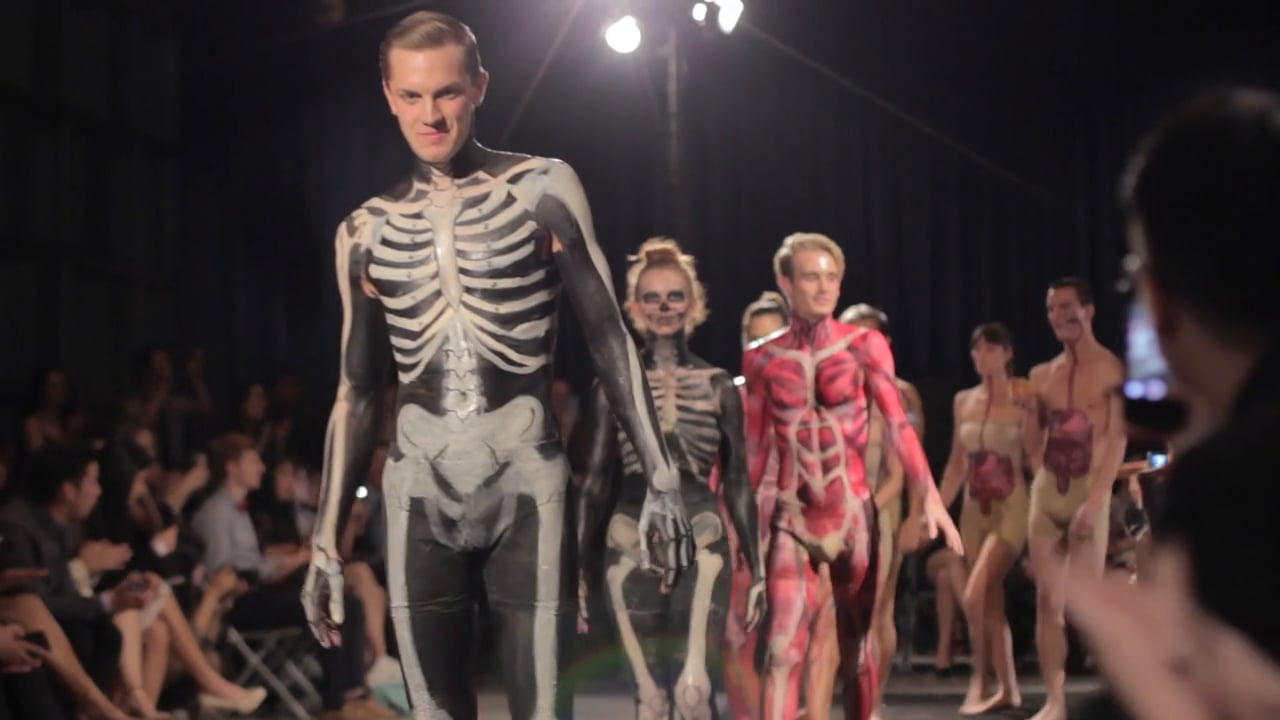 Copy of Phi Delta Epsilon Anatomy Fashion Show - UCLA