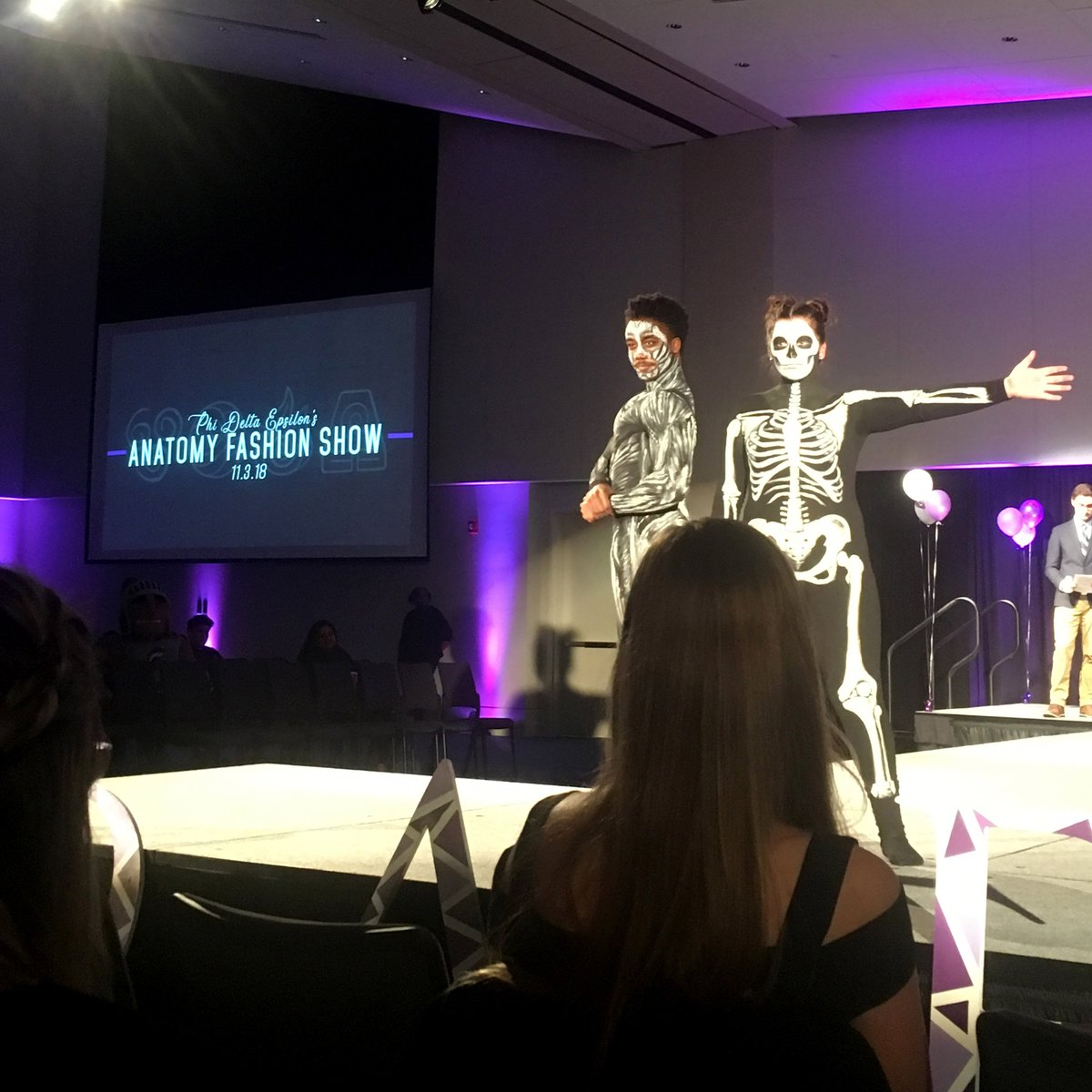 Copy of Phi Delta Epsilon Anatomy Fashion Show - Case Western Reserve