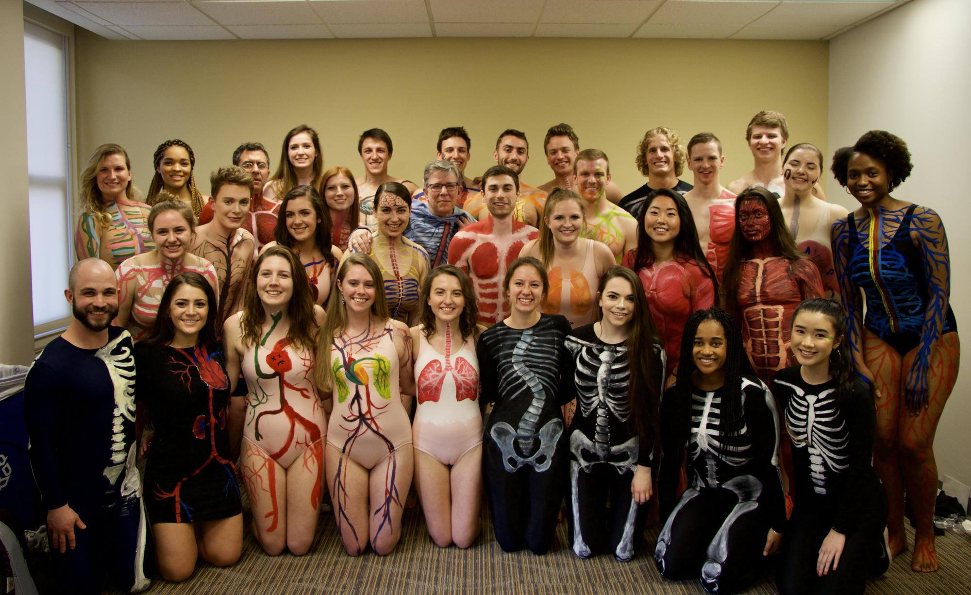 Copy of Phi Delta Epsilon Anatomy Fashion Show - Phi Delta Epsilon in Pittsburgh, PA