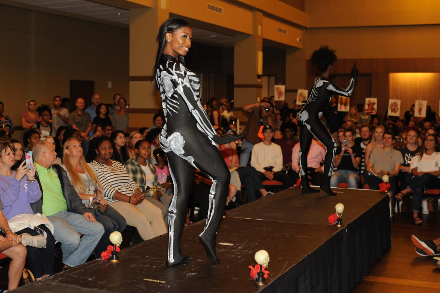 Copy of Phi Delta Epsilon Anatomy Fashion Show - Oglethorpe University