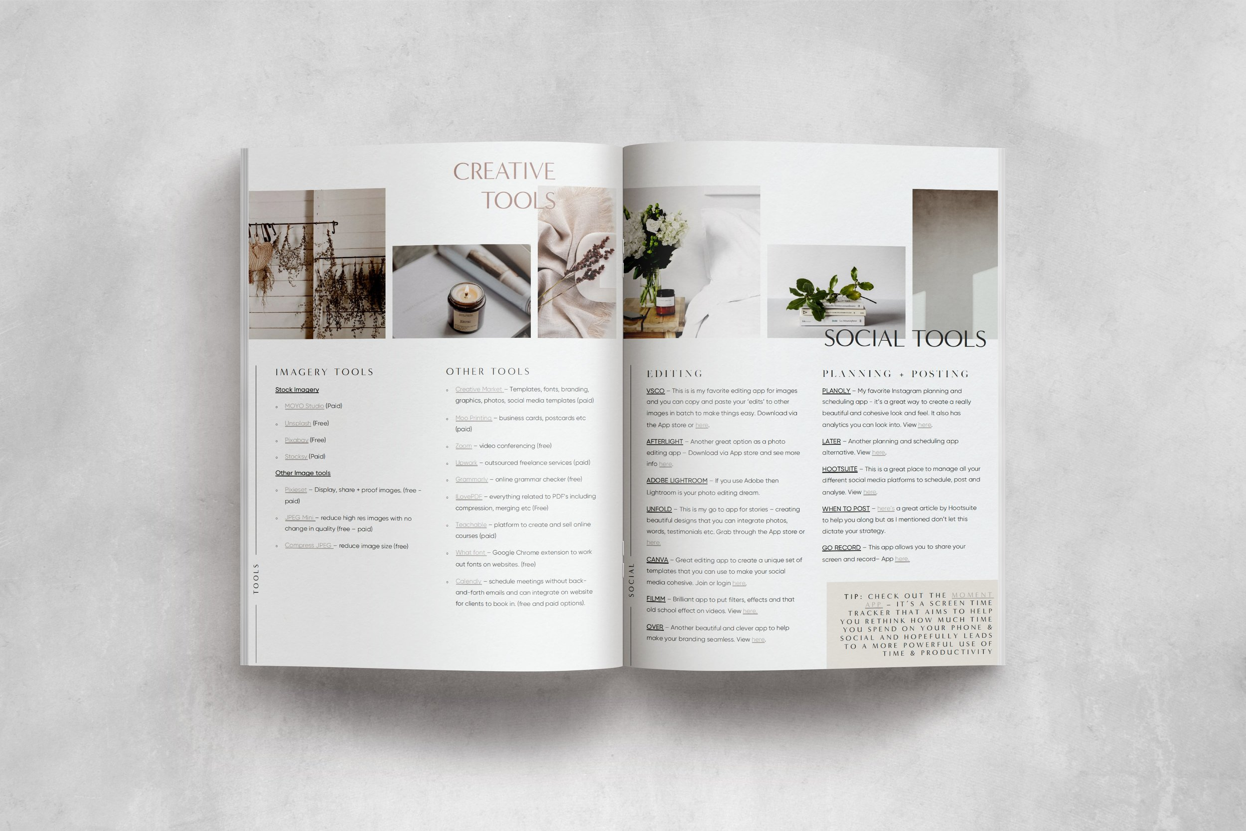 Ccreative foundations ebook - Half Light Studio