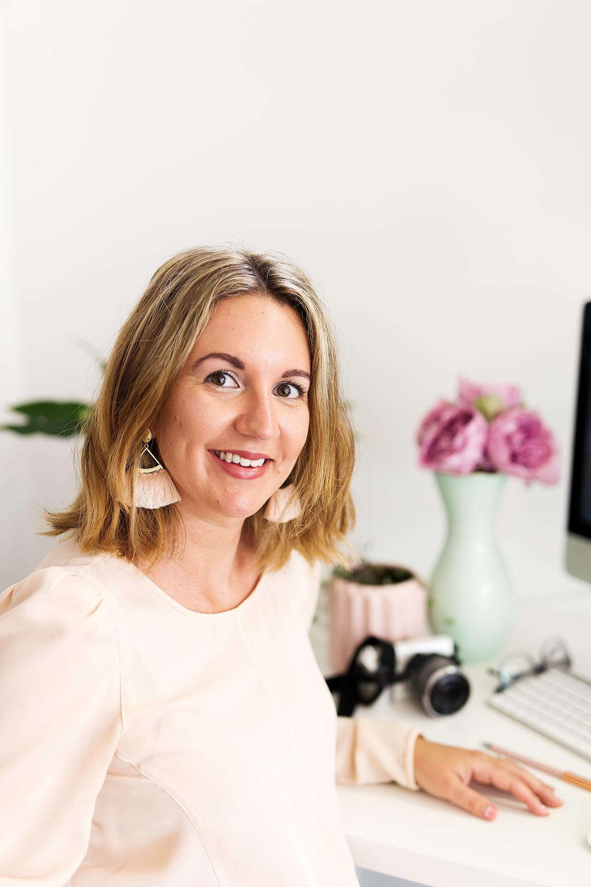 Business Head Shots | Alimento Studio | Rebecca Minchin