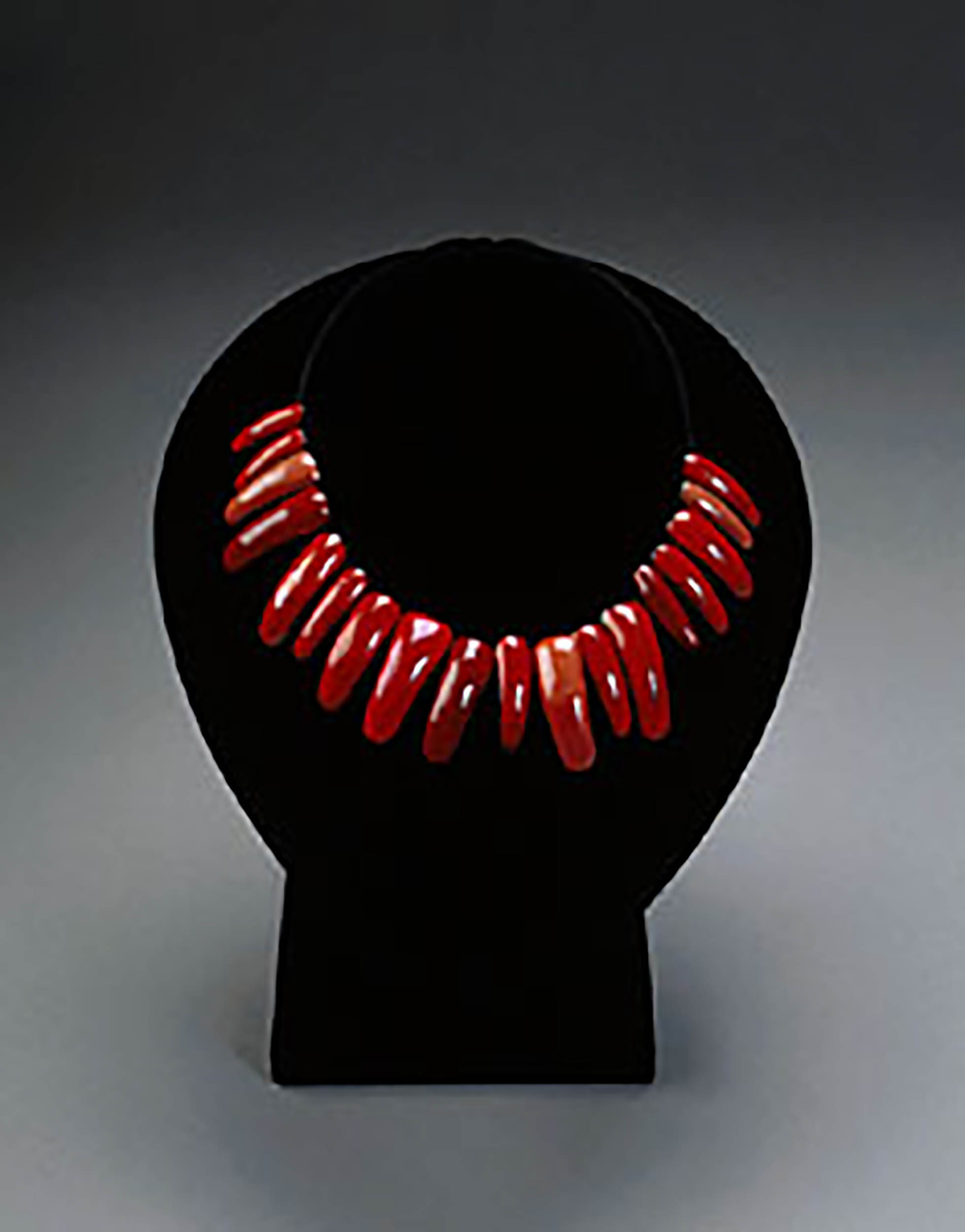 Nail Fetish Necklace