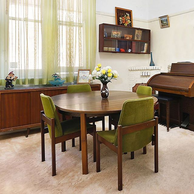 """""""Offered for the first time in over 100 years."""" #suburbia #retro #interior #design #Australia"""