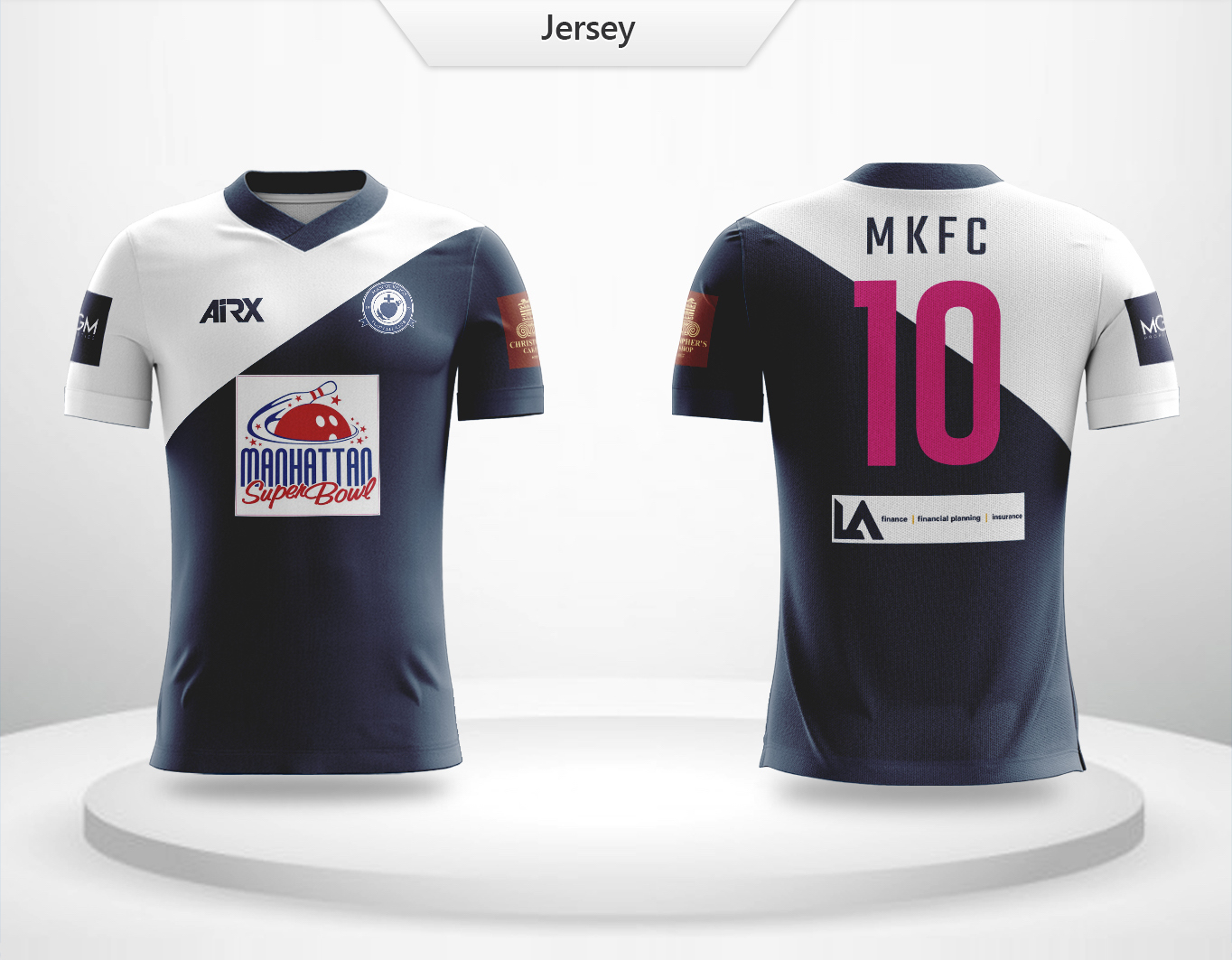 Mascot FC Training Jersey Manhattan.JPG