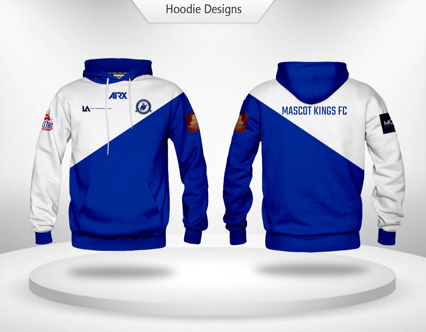 Mascot Kings FC Hoodie.JPG